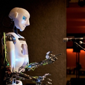 A Robotic Comedian: Stand-up comedy performance from a humanoid robot